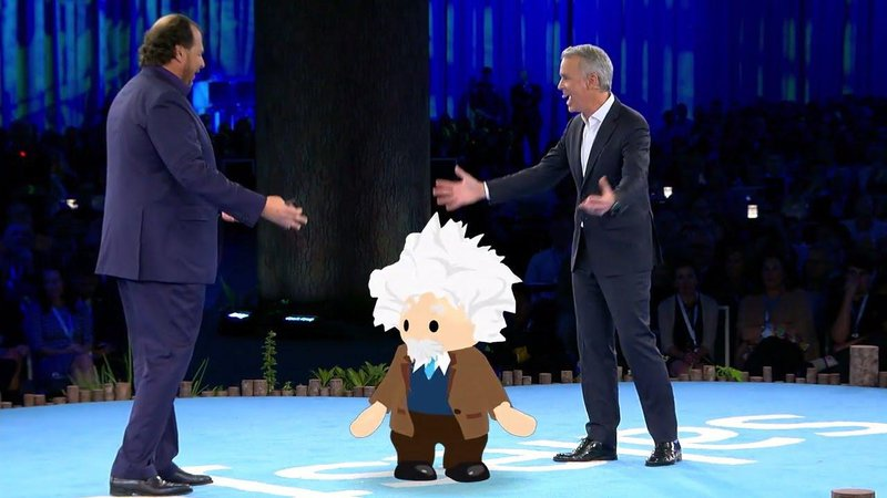 Salesforce / Einstein